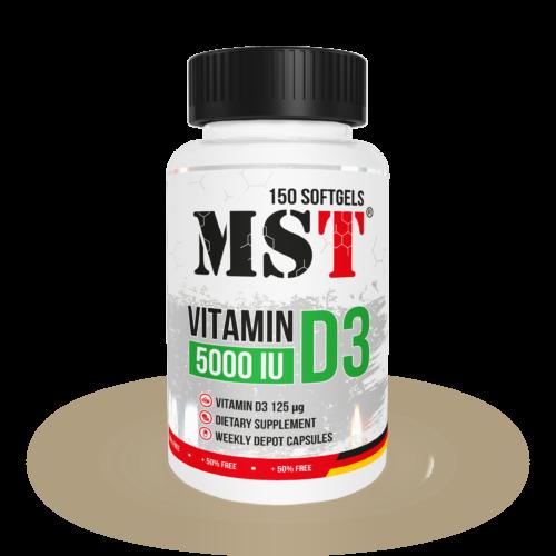 mst vitamin d3